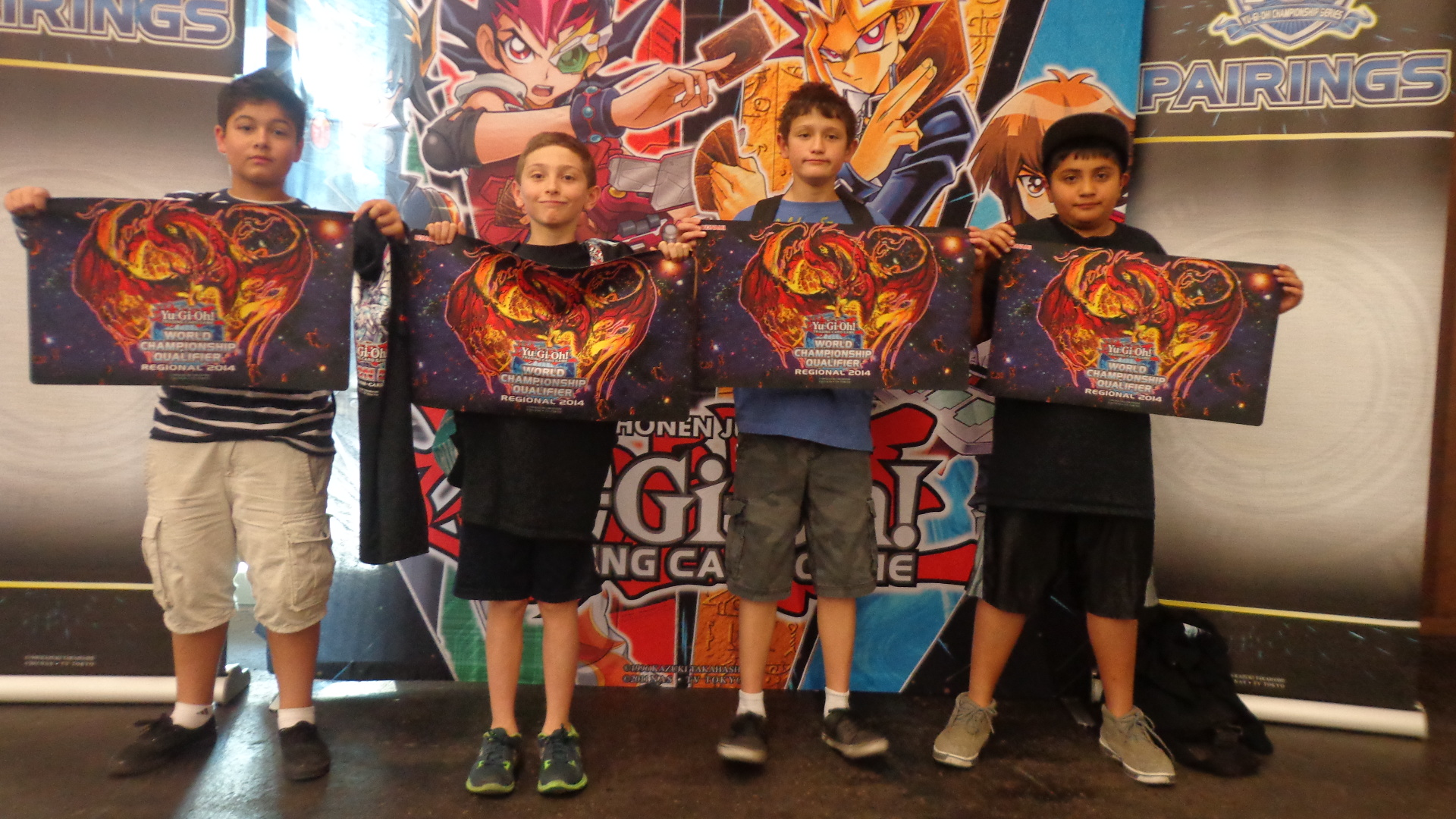 Top 4 Dragon Duelists from Saturday