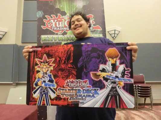 Gary Meyer Wins with Starter Deck Yugi Reloaded