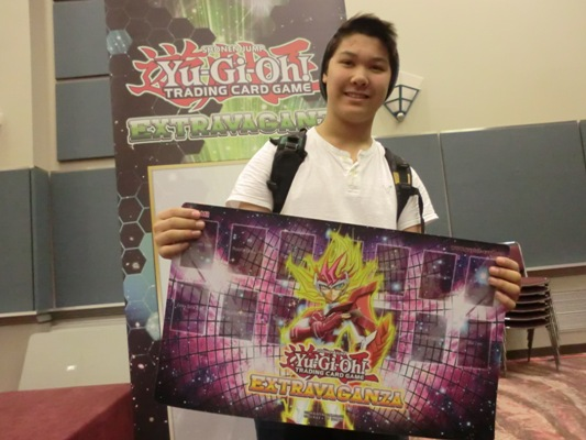 Matthew Manno wins with Dragon Rulers!