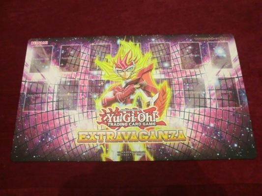 Yu-Gi-Oh! Extravaganza Game Mat