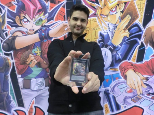 Second Place Duelist David Gancedo