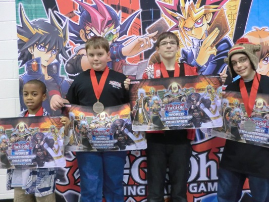 Sunday's Dragon Duel Top 4