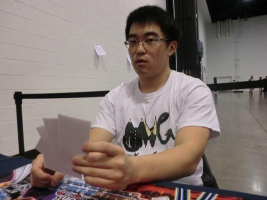 Yicheng Li