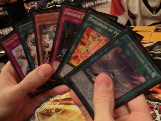 Yajima's Duel 2 Opening Hand