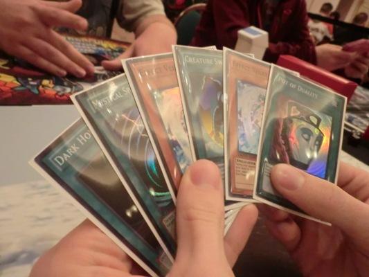 Zeeff's Duel 2 Opening Hand