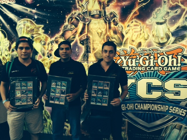 Roger Cruz, Christian Padilla, Felix Rodriguez, winners of 3 vs. 3