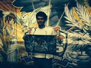 Sebastian Galindo, Cyber Dragon Revolution Structure Deck Tournament winner