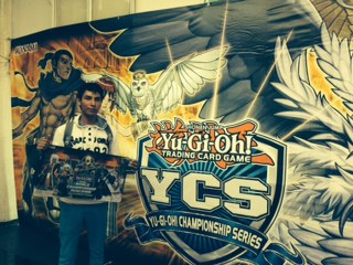 Fernando Espino, winner of Regional Qualifier