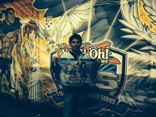 Daniel Sanchez, WAM winner