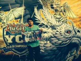 Ulises Rodriguez, Win-A-Mat winner