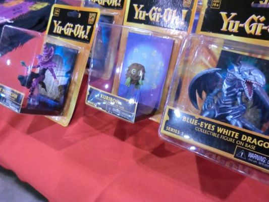 Yu-Gi-Oh! Collectible Figures