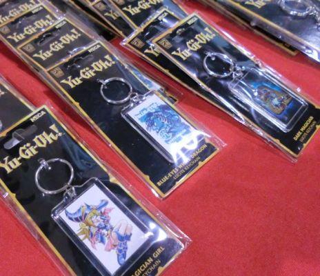 Yu-Gi-Oh! Keychains