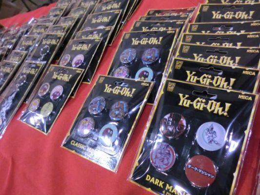 Yu-Gi-Oh! Pins