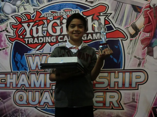 1st Place Dragon Duel