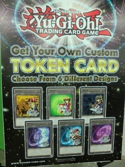 6 Tokens to Choose From