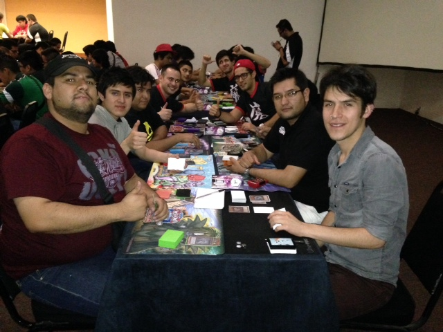 Top Tables Round 9