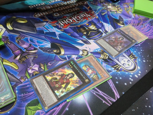 yugioh duel generation tour guide of the underworld