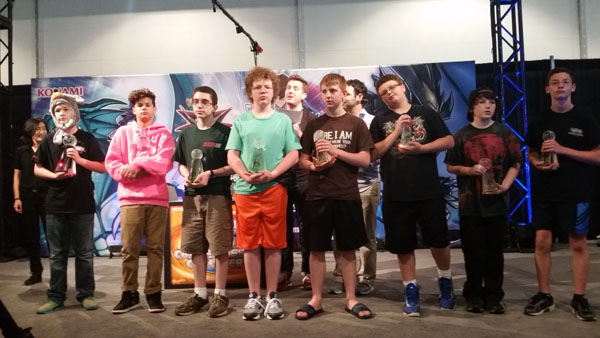 Dragon Duel Top8