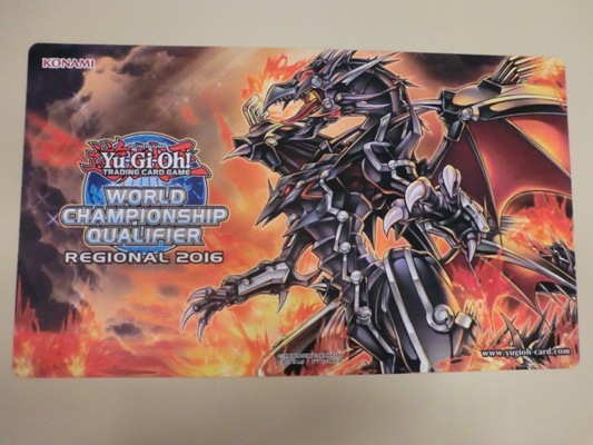 New Regional Game Mat