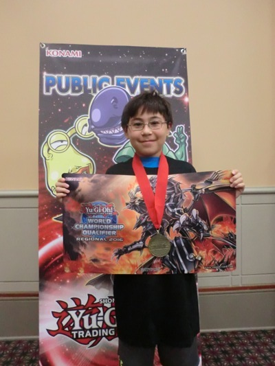Saturday's 1st Place Dragon Duelist
