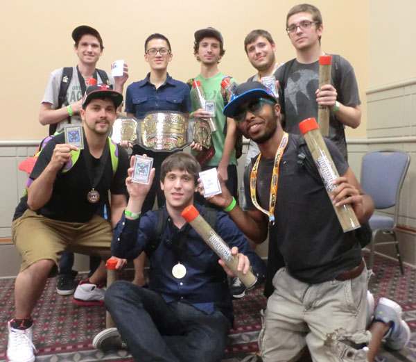 UDS Top 8 Photo