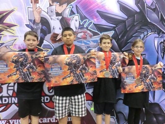 Saturday's Dragon Duel Top 4