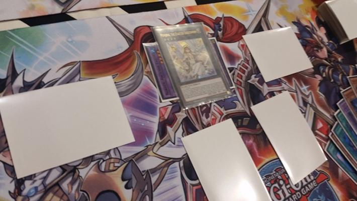 Shiny Prize Card