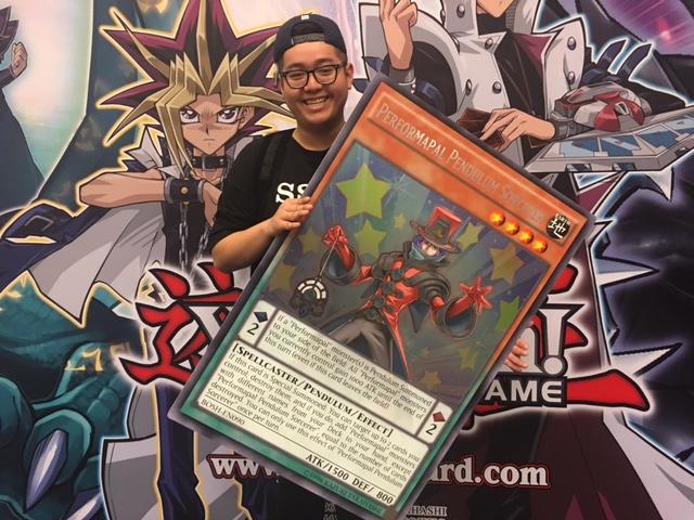 Giant Card #1