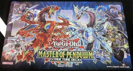 Master of Pendulum Structure Mat-