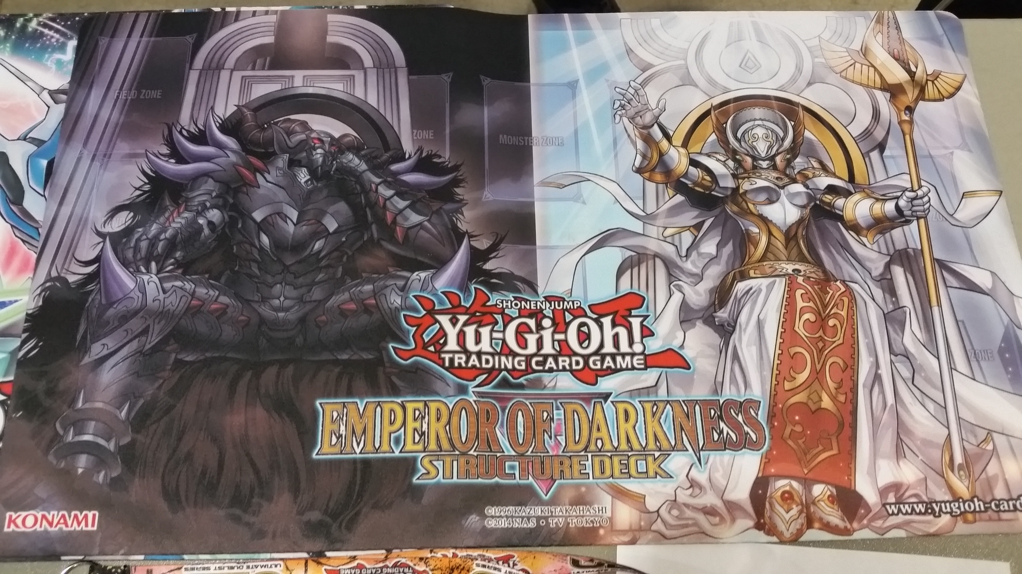 Emperor of Darkness Mat