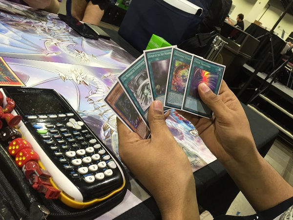 Game 2 hand