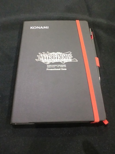 YGO Journal Front