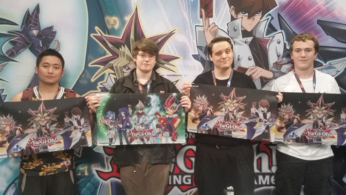 Friday Generation Duel Top 4