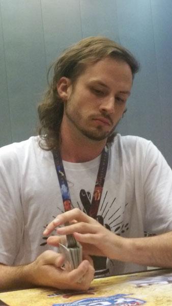 Tobias Eyre