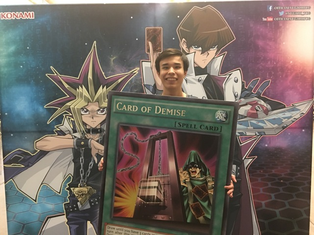 Matthew Gonzales GIANT Card of Demise winner v2