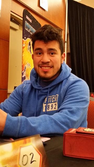 Jose Uriel Diaz