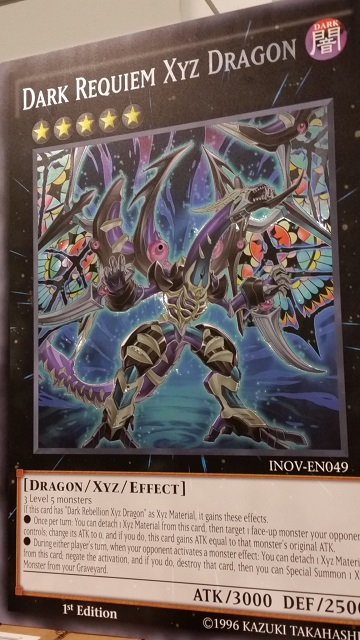 GIANT Dark Requiem Xyz Dragon