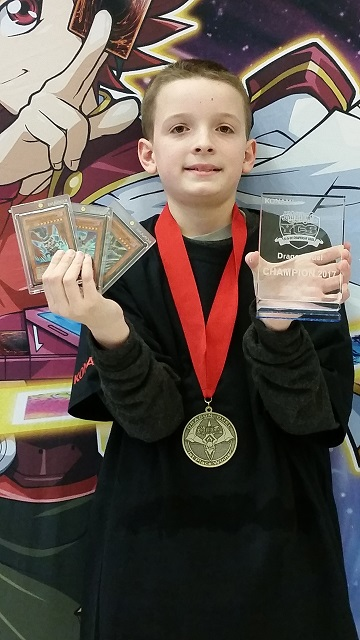Carlo Welsh - YCS Seattle Dragon Duel Champion