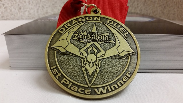 Dragon Duel Medal