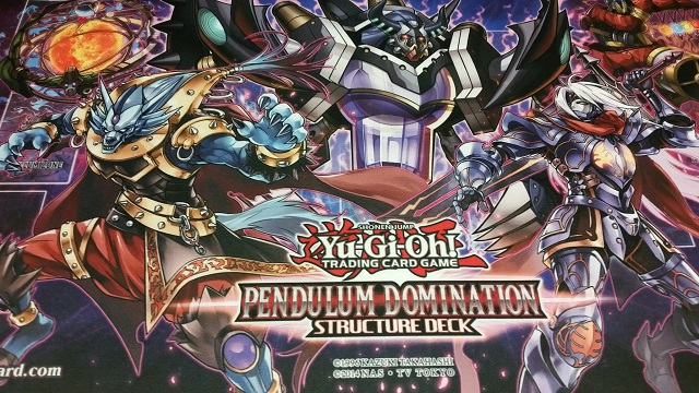 Pendulum Domination game mat