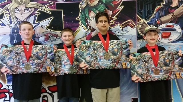 Sunday Dragon Duel Top 4