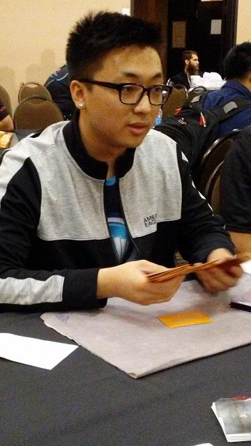 Top 16 Denny Yu