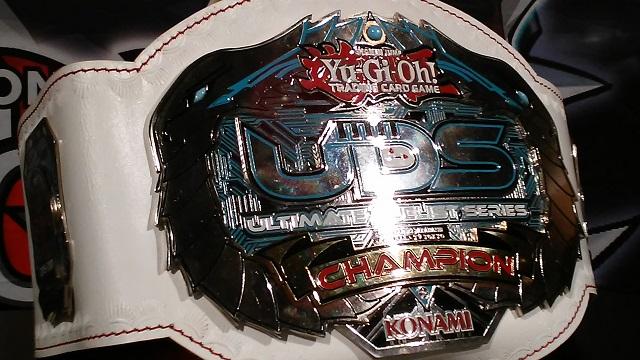 UDS 16-17 Championship Belt
