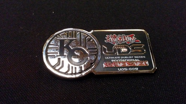 UDS Participation pin