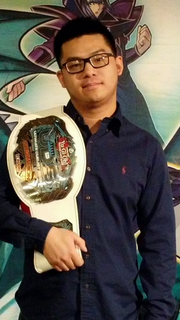 UDS Winner Joey Chau