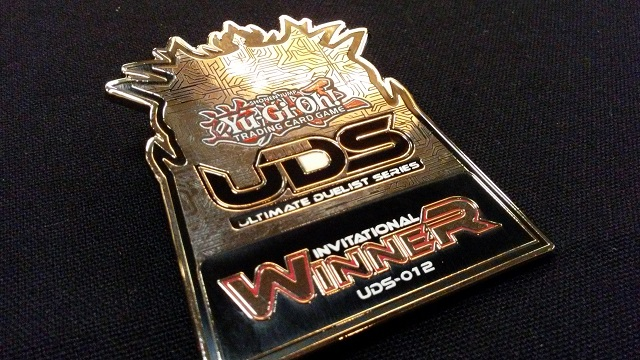 UDS Winner Pin
