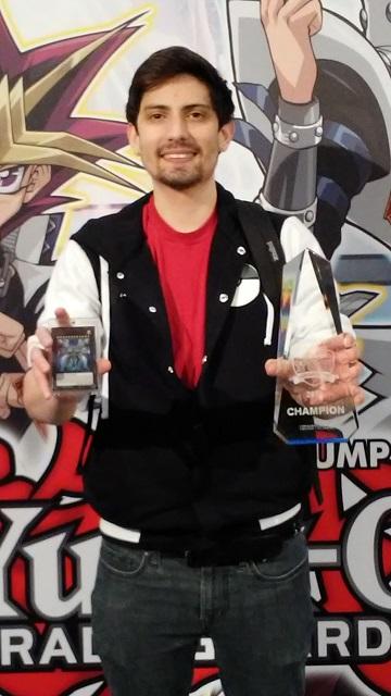 YCS Champion Corey Roca