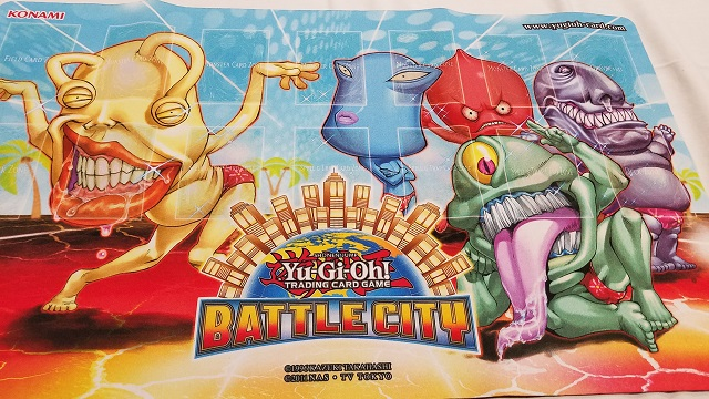 Battle City Mat