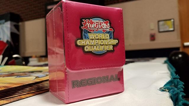 Regional Deck Box