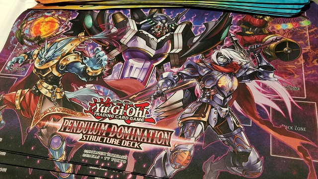 SD Pendulum Domination Mat